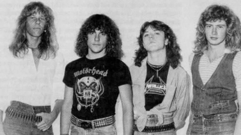 Primeiro show do Metallica