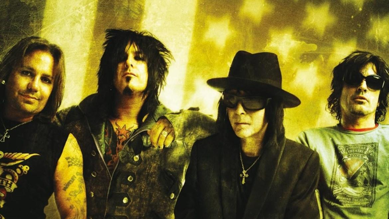 Mötley Crüe lança trilha sonora de The Dirt