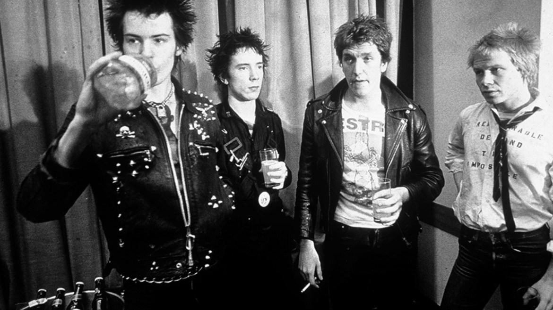 Sex Pistols punk