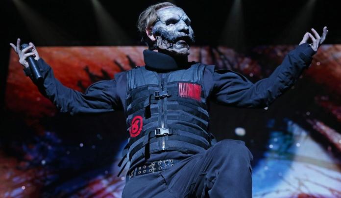 Data de lançamento novo disco Slipknot