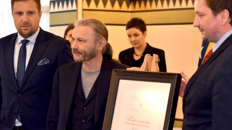 Bruce Dickinson é nomeado cidadão honorário de Sarajevo