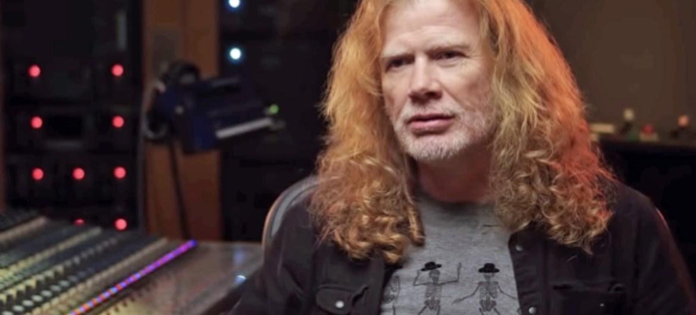 Dave Mustaine rebate acusações de homofobia
