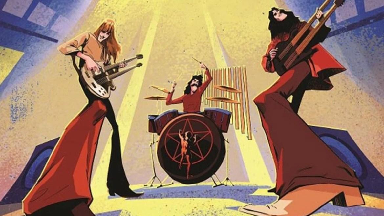 Rush lançará história em quadrinhos