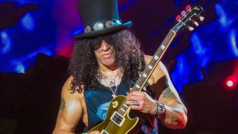 Slash nunca quis ser um guitarrista solo