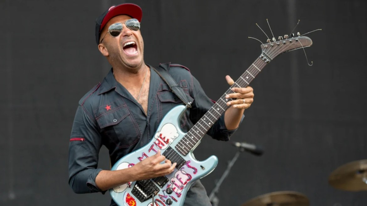 Tom Morello e Gary Clark Jr.
