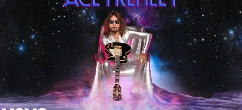 """Ace Frehley lança clipe de """"Mission To Mars"""""""