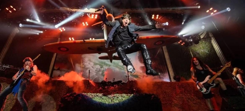 Iron Maiden preço dos ingressos São Paulo e Porto Alegre