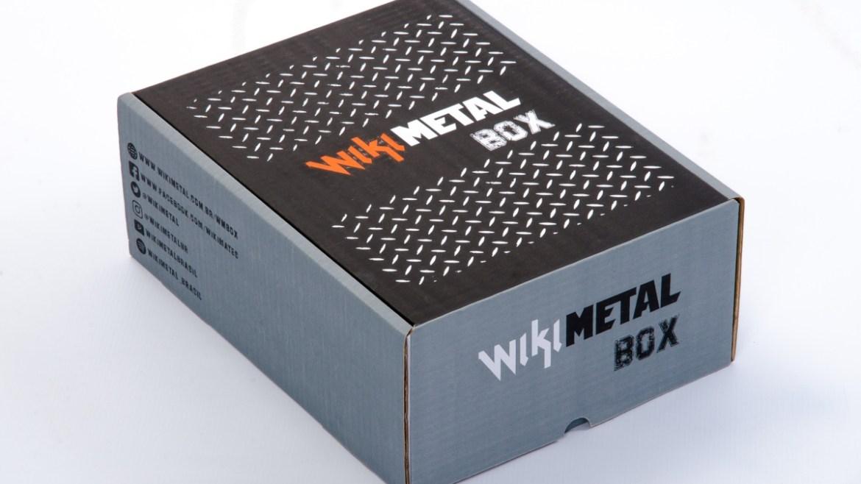 wikimetal box de junho