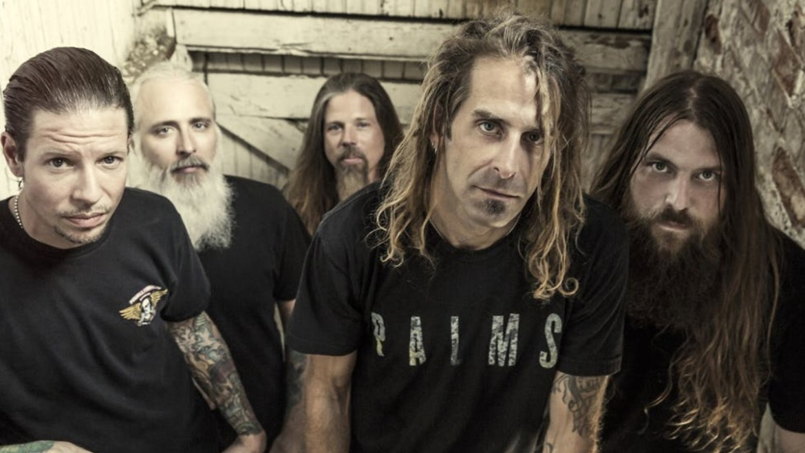 Lamb of God libera show na íntegra