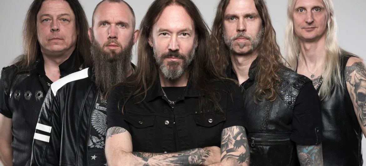 Hammerfall lança lyric video de novo single