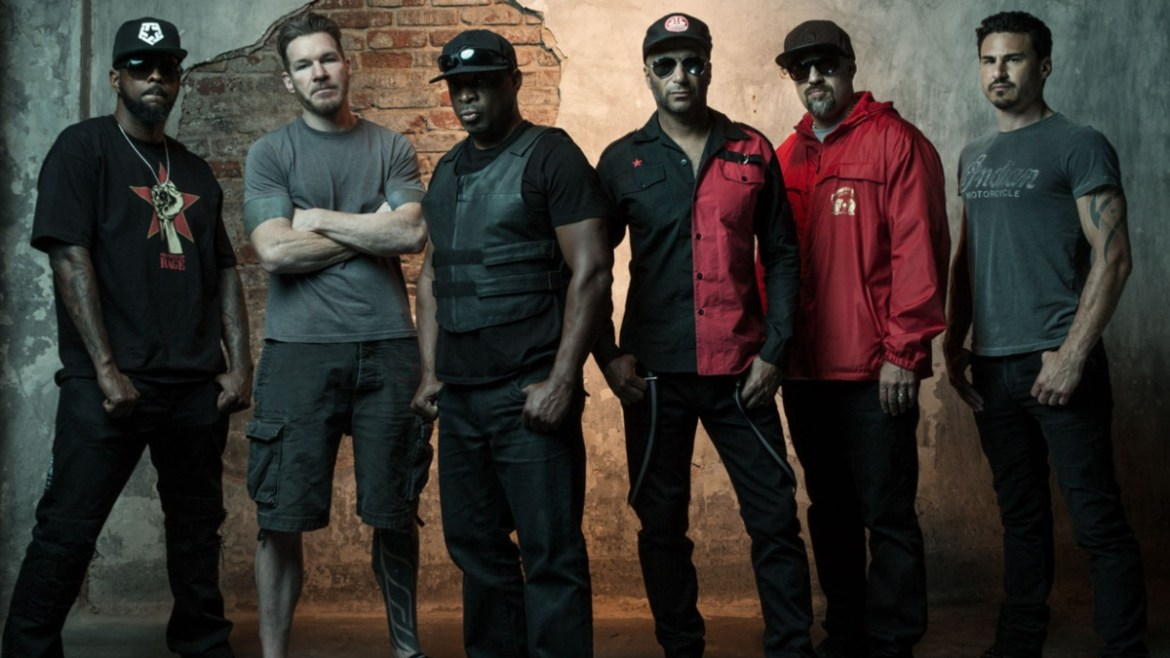 """Prophets of Rage lança single """"Made With Hate"""""""