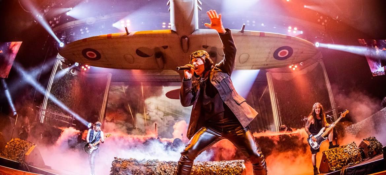 Iron Maiden apresenta turnê Legacy of the Beast em Nova York