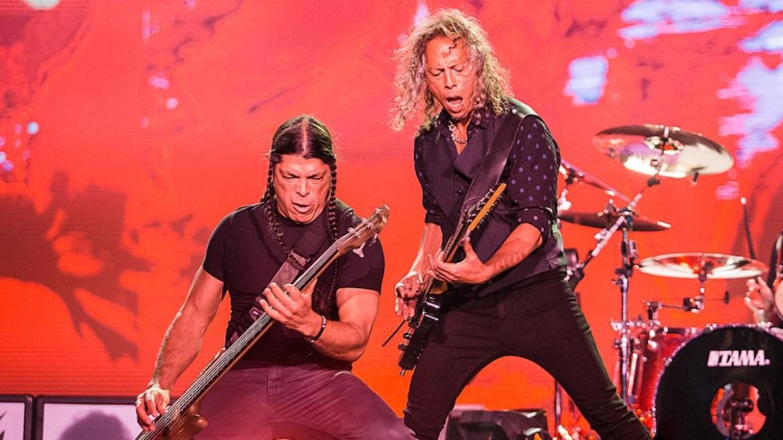 Metallica faz cover de Rammstein na Alemanha