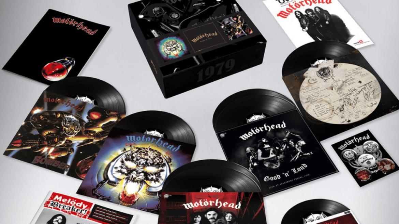 Motörhead: 'Overkill' e 'Bomber' ganham edições comemorativas