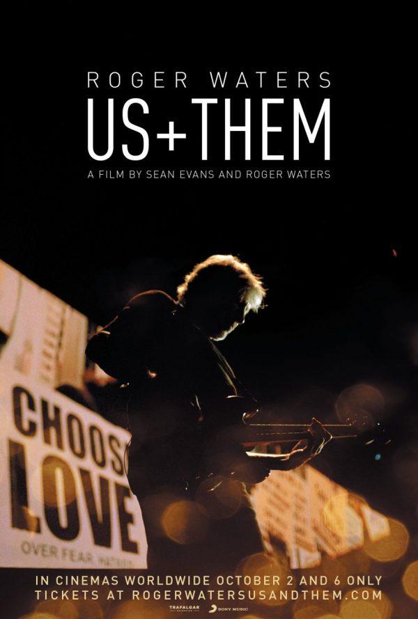 Roger Waters anuncia lançamento do filme da turnê Us + Them com exibição no Brasil