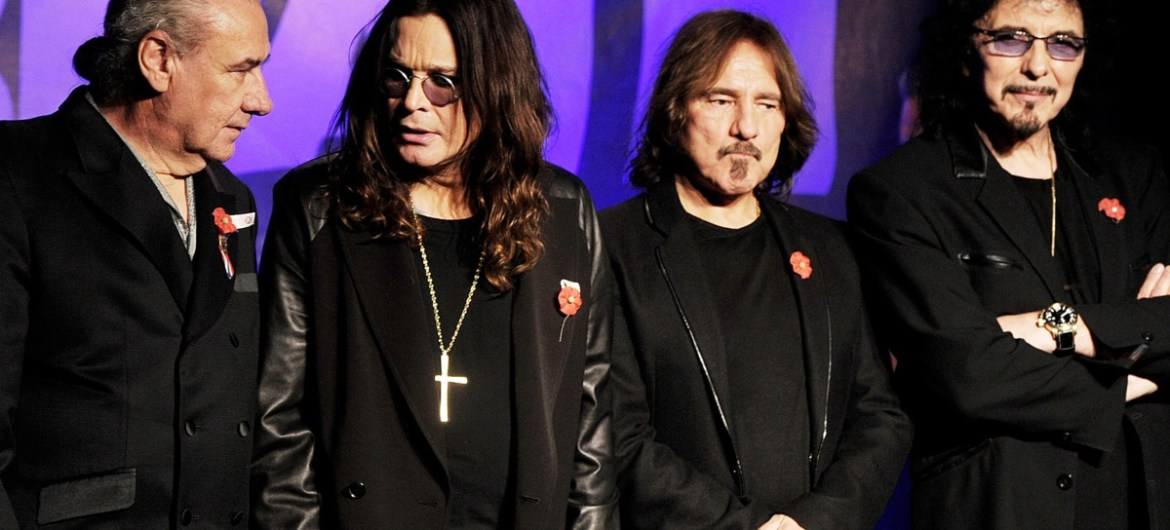 Bill Ward diz estar aberto a tocar de novo com o Black Sabbath