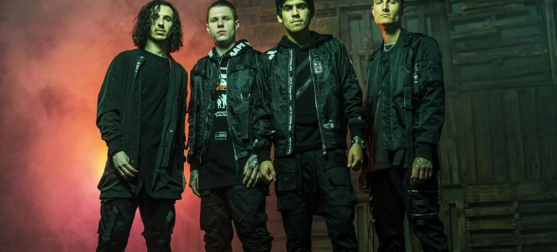 Crown The Empire lança novo disco Sudden Sky