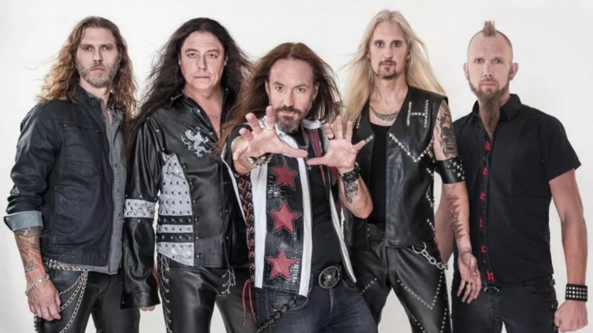 "Hammerfall lança clipe de ""One Against The World"""