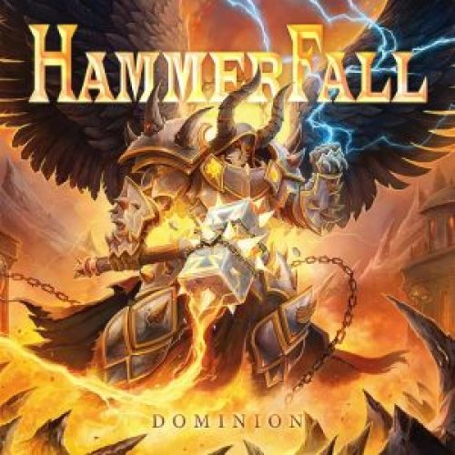 "Hammerfall lança ""One Against The World"", do disco Dominion"