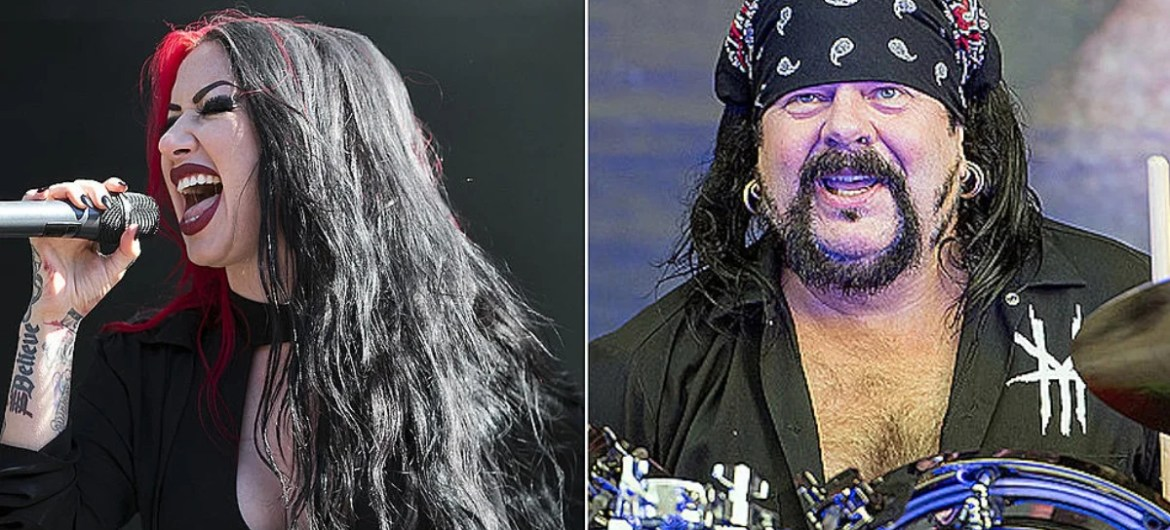 """New Years Day: """"Vinnie Paul amou cover de 'Fucking Hostile'"""""""