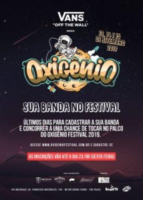 Oxigênio Festival