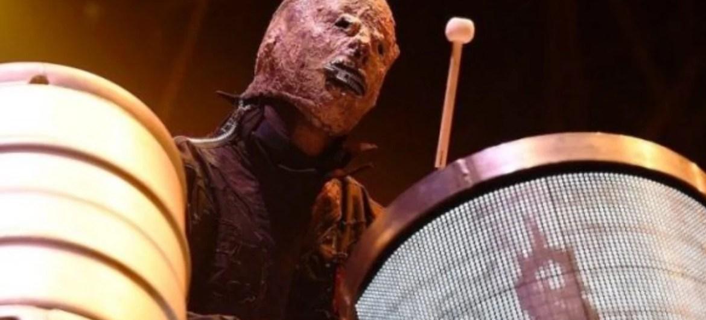"Jim Root ficou surpreso de ninguém descobrir identidade do ""Tortilla Man"""