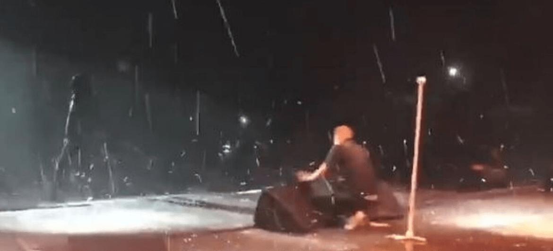 Chuva de granizo interrompe show de Europe e atrasa set de Scorpions e Whitesnake em Curitiba