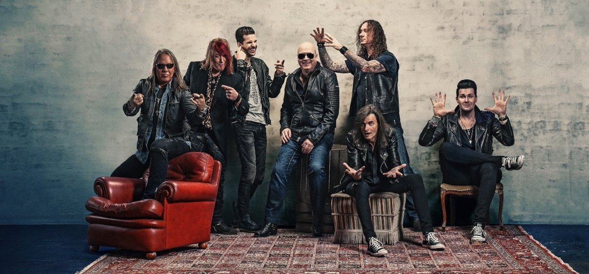 Entrevista com Andi Deris, do Helloween