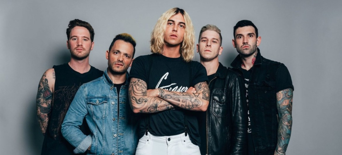 Sleeping With Sirens lança disco How It Feels To Be Lost