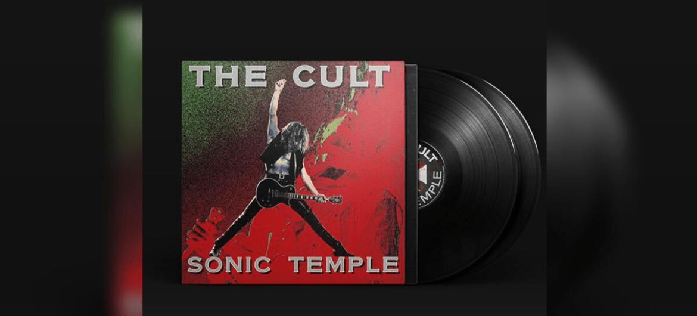 The Cult relança 'Sonic Temple' em comemoração aos 30 anos do disco