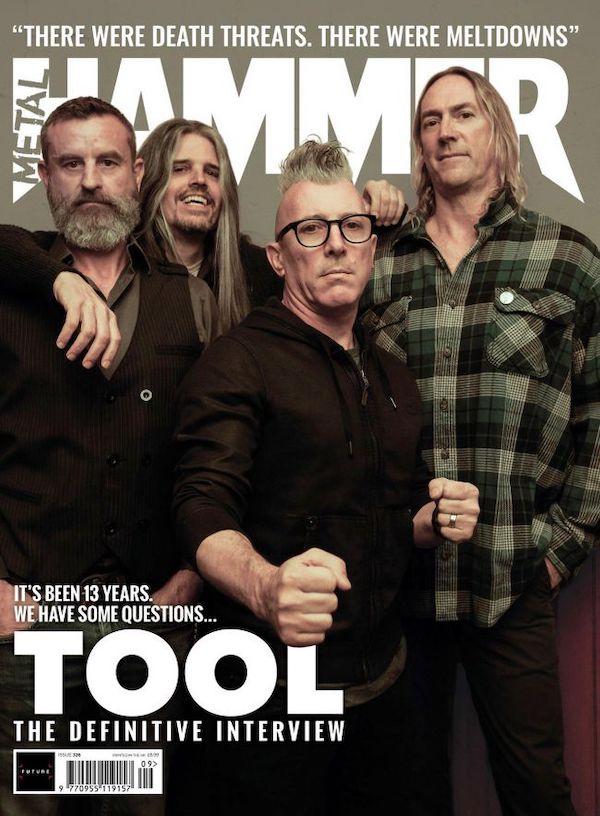 Tool no Metal Hammer