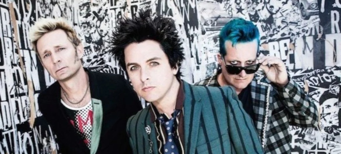 "Green Day lança novo single ""Father Of All"""