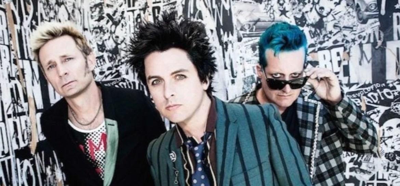 "Green Day lança novo single ""Father Of All"""