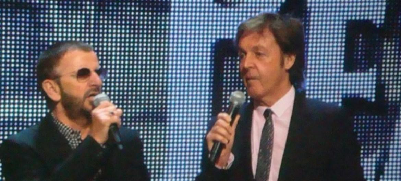 Ringo Starr e Paul McCartney lançam música de John Lennon