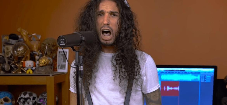 """Ten Second Songs recria """"Psychosocial"""", do Slipknot, no estilo de Ghost, Tool e Gojira"""