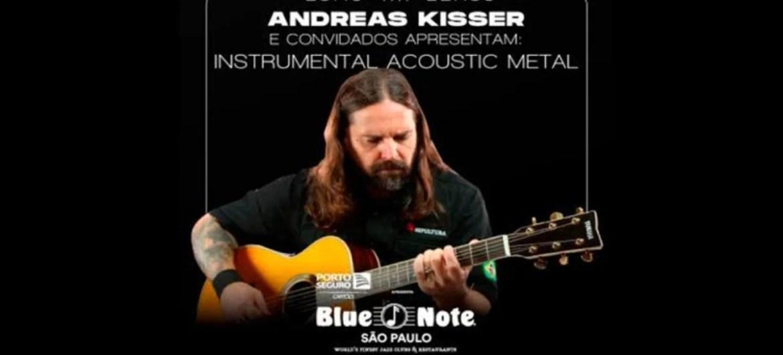 Andreas Kisser Acoustic metal