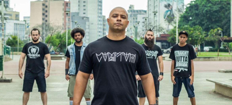 """Trezedog lança faixa """"No Fear"""""""