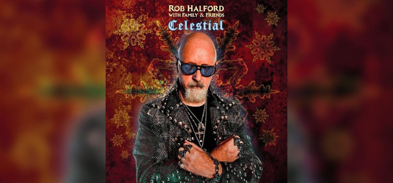 Rob Halford lança álbum natalino 'Celestial'