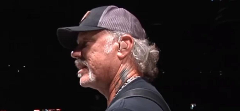 "Metallica faz cover de ""The Green Manalishi"""