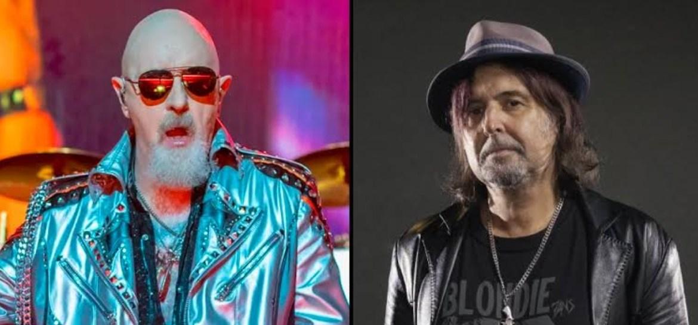 """Phil Campbell e Rob Halford lançam música """"Straight Up"""""""