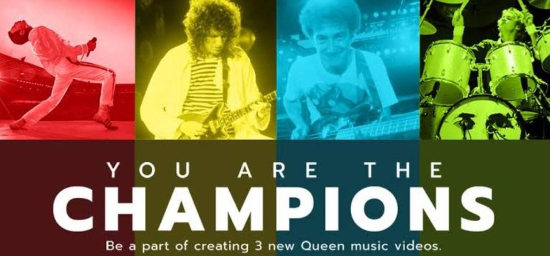 Queen lança três novo videoclipes