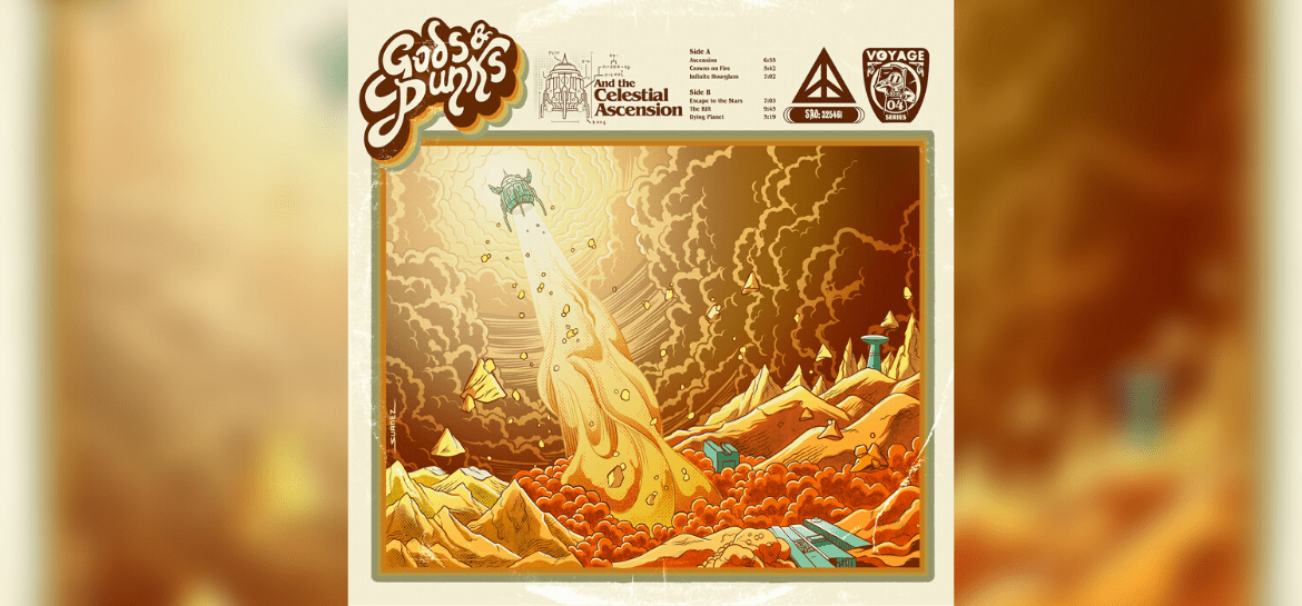 Gods & Punks - And the Celestial Ascension