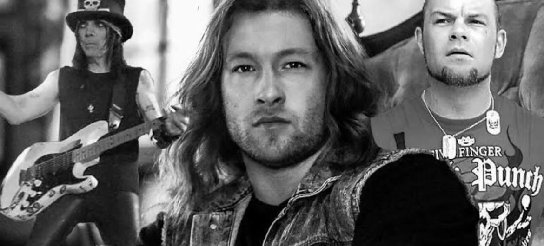 Cory Marks lança faixa Mick Mars e Ivan Moody