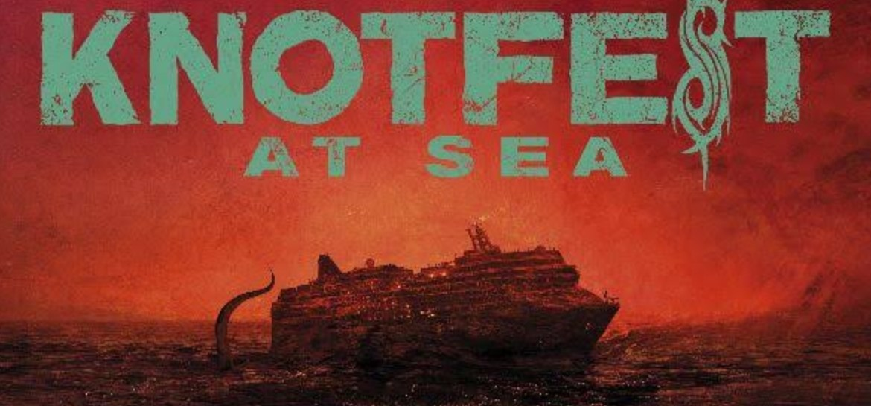 Slipknot anuncia cruzeiro Knotfest At Sea