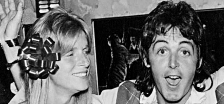 Cartas de Linda McCartney sobre Paul