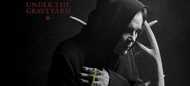 "Ozzy Osbourne lança single ""Under The Graveyard"""