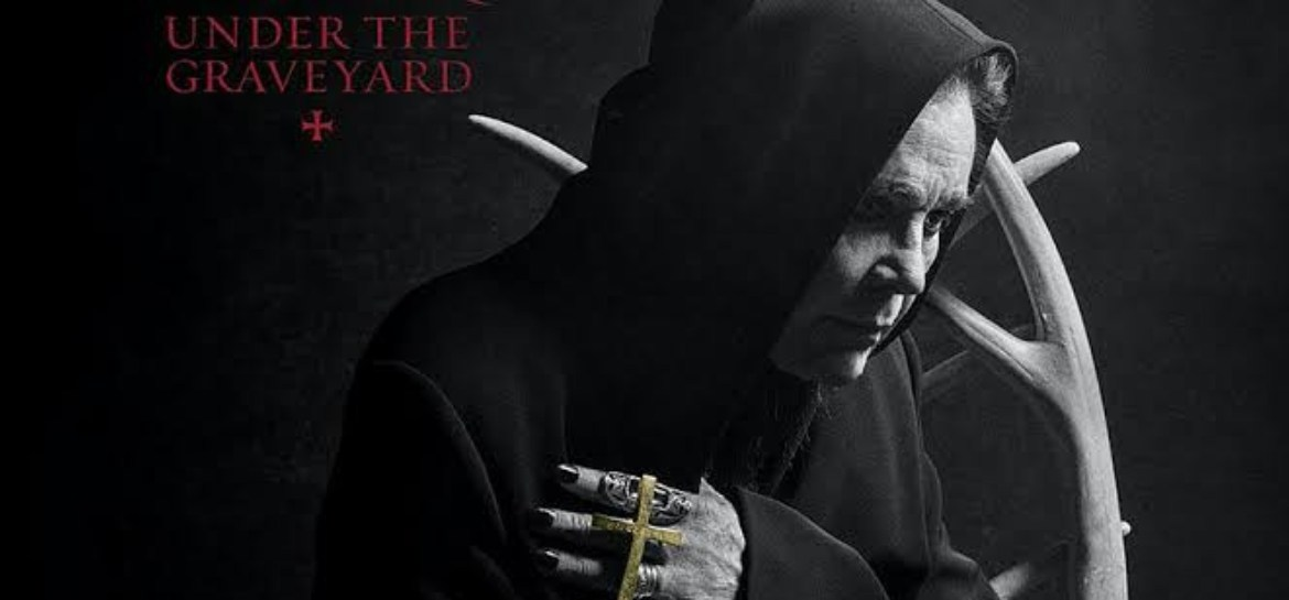 "Ozzy Osbourne lança single ""Under The Graveyard"""