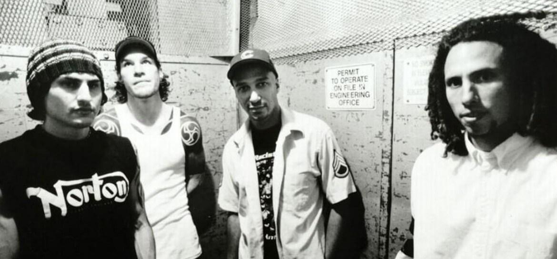 Rage Against The Machine está de volta