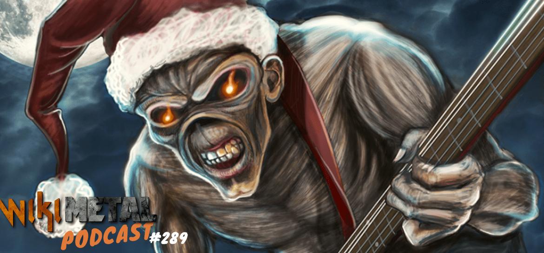 Podcast Especial de Natal: os melhores álbuns natalinos de rock e metal