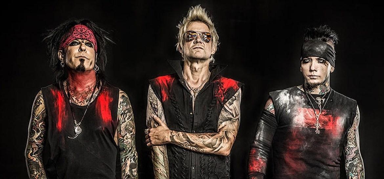 """Sixx AM lança lyric video de """"X-mas In Hell"""""""